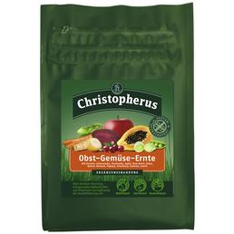 CHRISTOPHERUS Hundesnack »Obst-Gemüse-Ernte«, Gemüse  /  Obst, 6x300 g