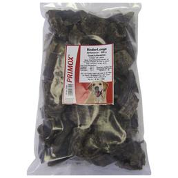 PRIMOX Hundesnack »Rinderlunge«, Rind, 6x500 g