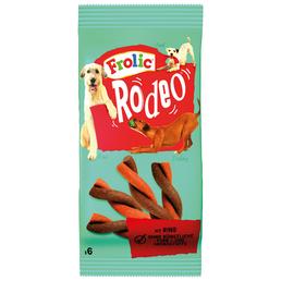 FROLIC Hundesnack »Rodeo Twistos«, Rind, 105 g
