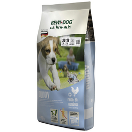 BEWI DOG® Hundetrockenfutter, 0,8 kg, Geflügel/Hering