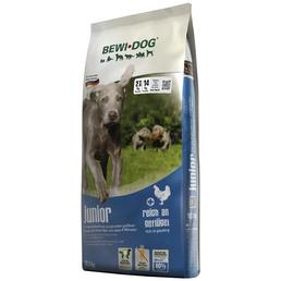 BEWI DOG® Hundetrockenfutter, 12,5 kg, Geflügel/Hering