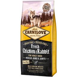 carnilove Hundetrockenfutter »Fresh«, 1 Beutel à 12000 g