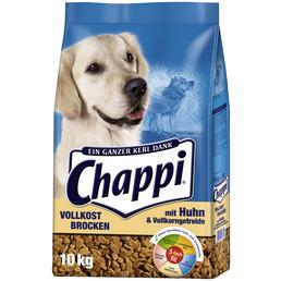 CHAPPI Hundetrockenfutter, Inhalt: 10 kg, Huhn/GemüseGetreide