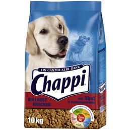 CHAPPI Hundetrockenfutter, Inhalt: 10 kg, Rind/GemüseGetreide