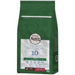 NUTRO Hundetrockenfutter »Limited Ingredient «, Lamm, 7 kg