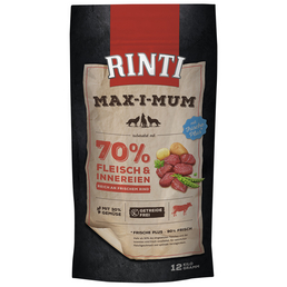 RINTI Hundetrockenfutter »MAX-I-MUM «, Rind, 12 kg