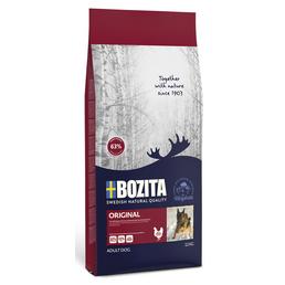 BOZITA Hundetrockenfutter »Naturals Original«, Huhn, 12 kg