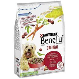 BENEFUL Hundetrockenfutter »Original«, Inhalt: 3 kg, Rind