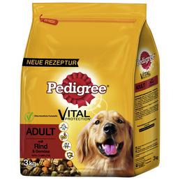 PEDIGREE Hundetrockenfutter »Vital Protection «, 3 Beutel à 3000 g