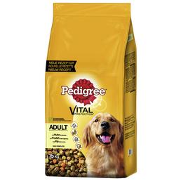 PEDIGREE Hundetrockenfutter »Vital Protection «, Huhn / Gemüse, 15 kg