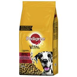 PEDIGREE Hundetrockenfutter »Vital Protection Maxi«, Rind / Reis, 15 kg