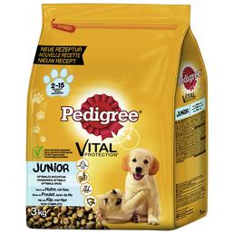PEDIGREE Hundetrockenfutter »Vital Protection Medium«, 3 Beutel à 3000 g