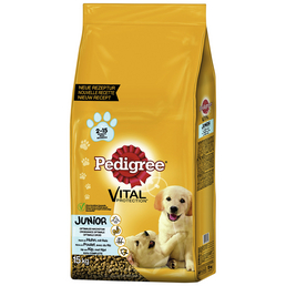 PEDIGREE Hundetrockenfutter »Vital Protection Medium«, Huhn / Reis, 15 kg