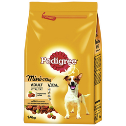 PEDIGREE Hundetrockenfutter »Vital Protection Mini«, 6 Beutel à 1400 g