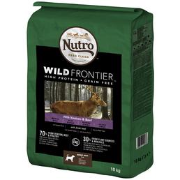 NUTRO Hundetrockenfutter »Wild Frontier«, 1 Sack à 10000 g