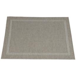 GARDEN IMPRESSIONS In- und Outdoor Teppich, BxL: 230 x 160 cm, natural sand