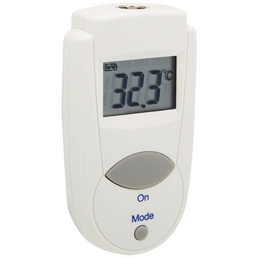 tfa® Infrarot-Thermometer MINI-FLASH Kunststoff 6,5 x 3,6 x 1,5 cm