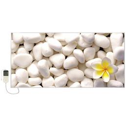 EL FUEGO Infrarotheizung »AY6922 - Steine   Blütenblätter«