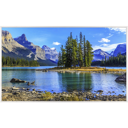 Papermoon Infrarotheizung »EcoHeat - Berge | See«, Matt