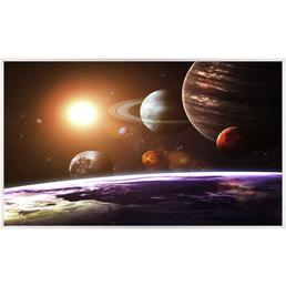 Papermoon Infrarotheizung »EcoHeat - Solar System«, Matt