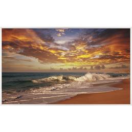 Papermoon Infrarotheizung »EcoHeat - Sonnenuntergänge | Strand«, Matt