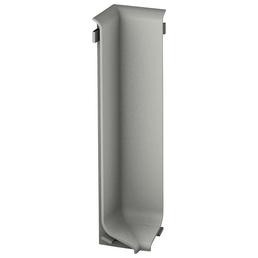 CARL PRINZ Innenecke (1 Stk.) aus Aluminium, für Aluminium-Sockelleisten