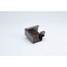 Innenecke, Kastenform, Nennweite: 70 mm, Hart-PVC