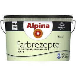 ALPINA Innenfarbe »Farbrezepte«, Balance, matt