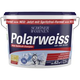 SCHÖNER WOHNEN Innenfarbe »Polarweiss«, matt