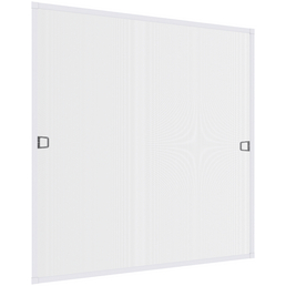 WINDHAGER Insektenschutz-Fenster, BxL: 140 x 150 cm, In Breite und Höhe kürzbar
