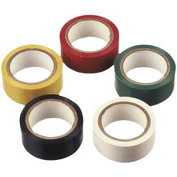 CON:P Isolierband, mehrfarbig, Breite: 1,9 cm, Länge: 3,5 m