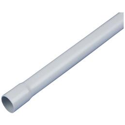 REV Isolierrohr, 25 mm, 2 m, Grau, Kunststoff