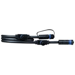 PAULMANN Kabel »Plug & Shine«, Kunststoff, schwarz