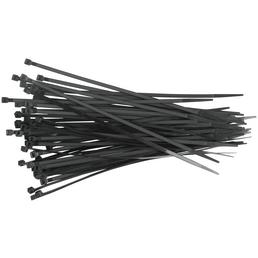 CONMETALL Kabelbinder, Nylon, 50 Stück