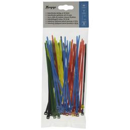 KOPP Kabelbinder Polyamid (PA), 50  Stück