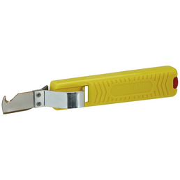KOPP Kabelmesser, gelb, Kunststoff