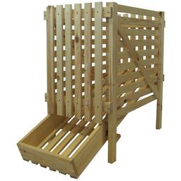 PROMADINO Kartoffelhorde, BxHxL: 96 x 81 x 44 cm, Holz