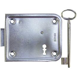 CONNEX Kastenschloss, aus verzinktem aus Stahl