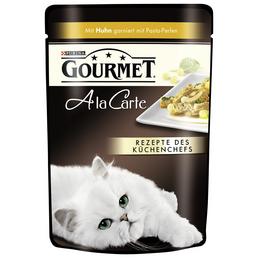 PURINA Katzen Nassfutter »Gourmet a la Carte«, Huhn, 24x85 g