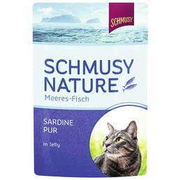 Schmusy Katzen-Nassfutter »Nature«, 24 Beutel