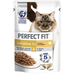 PERFECT FIT™ Katzen-Nassfutter »Sensitive«, 12 Beutel