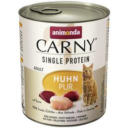 CARNY® Katzen-Nassfutter »Single Protein«, Huhn, 800 g