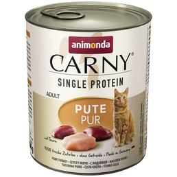 CARNY® Katzen-Nassfutter »Single Protein«, Pute, 800 g