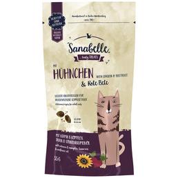 SANABELLE Katzensnack, Huhn/Rote Beete, 55 g