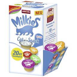 MILKIES Katzensnack »Milkies «, Milch, 4x1,2 kg