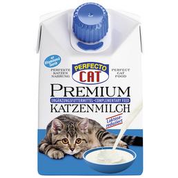 PERFECTO CAT Katzensnack »Premium Katzenmilch«, Milch, 27x200 g