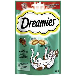 DREAMIES Katzensnack, Pute, 60 g