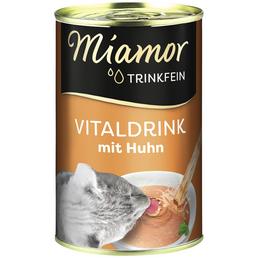 MIAMOR Katzensnack »Trinkfein«, 24 Dosen à 135 g