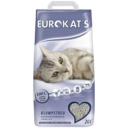BIOKAT'S Katzenstreu »Eurokats«, 1 Sack, 20,5 kg