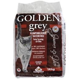 GOLDEN Katzenstreu »grey«, 1 Sack, 14 kg